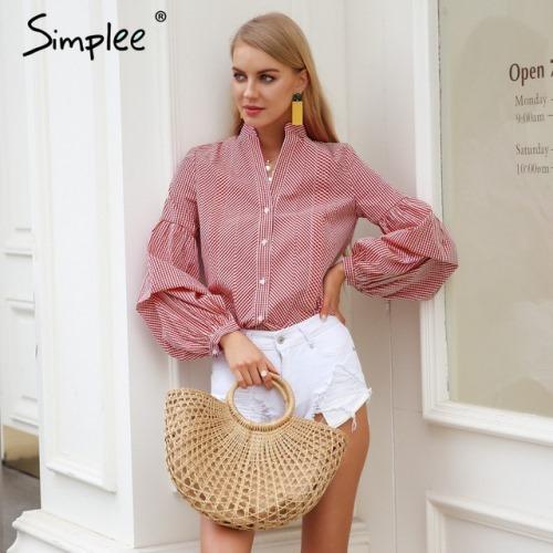 Женские блузки и рубашки на Алиэкспресс