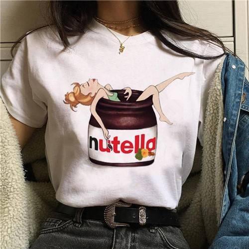 Самые популярные женские футболки на Алиэкспресс
