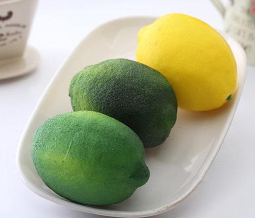 Декоративные фрукты и ягоды на Алиэкспресс