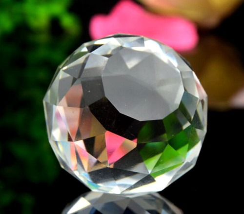 Хрустальные шары и кристаллы на Алиэкспресс