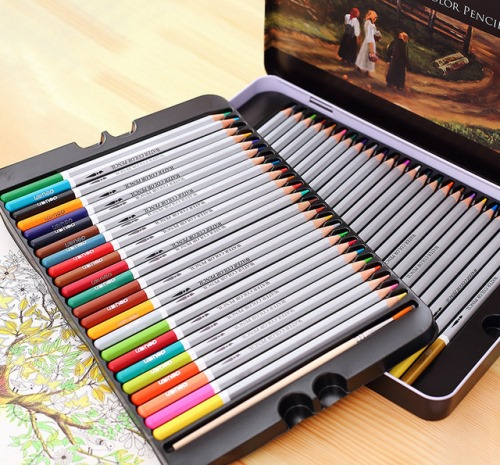 Наборы цветных карандашей на Алиэкспресс