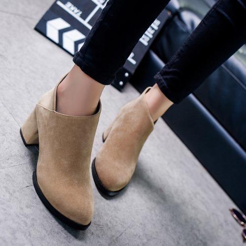 Женские ботинки и ботильоны 2017 на Алиэкспресс
