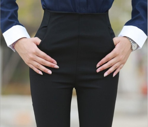 Женские брюки осень зима 2017-2018 на Алиэкспресс