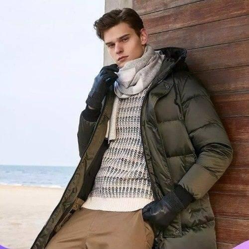 Мужские куртки и парки на Алиэкспресс
