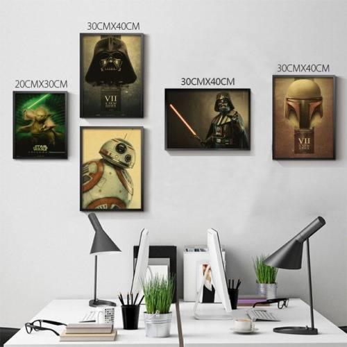 Плакаты и постеры Star Wars на Алиэкспресс