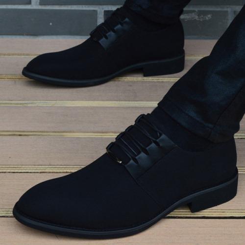 Мужские классические ботинки на шнуровке на Алиэкспресс