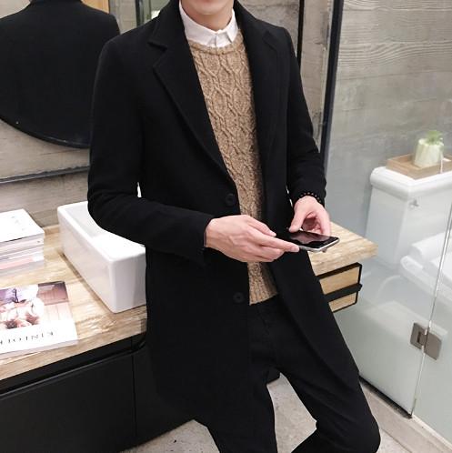 Мужские пальто на Алиэкспресс
