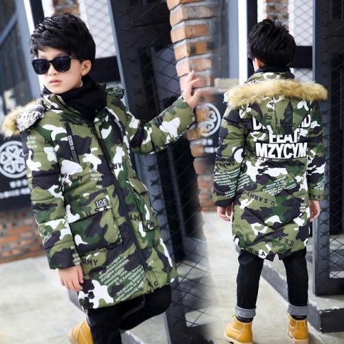 Зимние куртки для мальчиков на Алиэкспресс