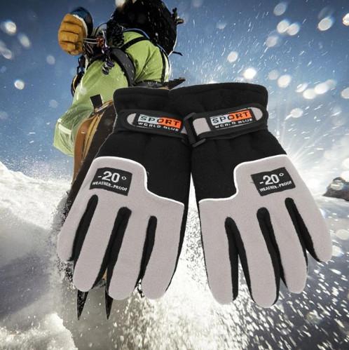 Перчатки и рукавицы для зимних видов спорта и активного отдыха на Алиэкспресс