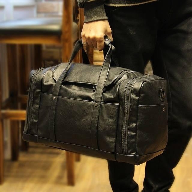 Стильные мужские дорожные сумки на Алиэкспресс. 48 товаров