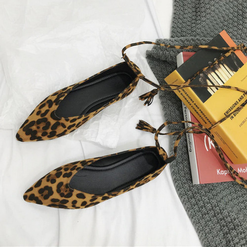 Леопардовая обувь на Алиэкспресс