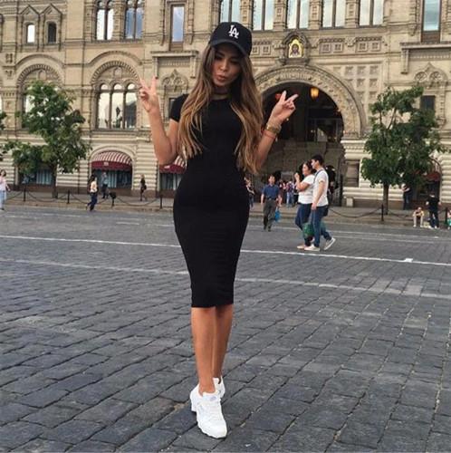 Летние женские платья в спортивном стиле на Алиэкспресс
