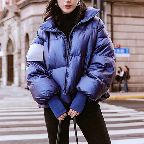 Женские куртки-пуховики на Алиэкспресс