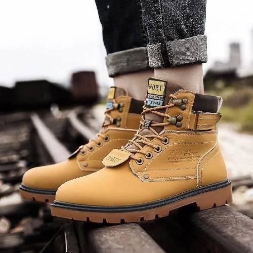 Ботинки в стиле тимберленд на Алиэкспресс