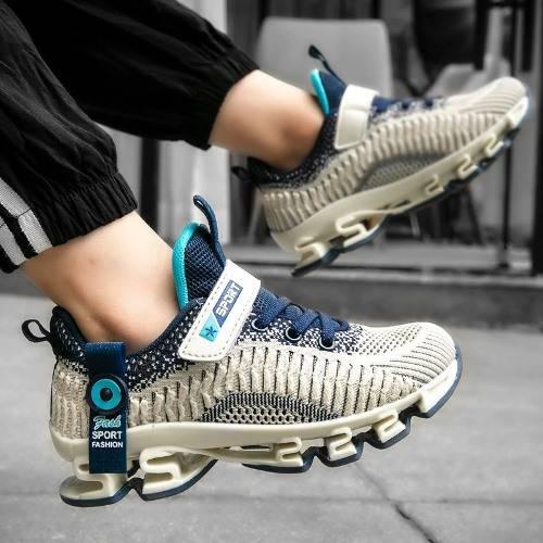 Спортивные кроссовки для мальчиков на Алиэкспресс